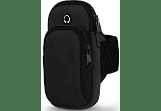 MOEX Sport Armband, Armtasche, BlackBerry, KEYone, Schwarz