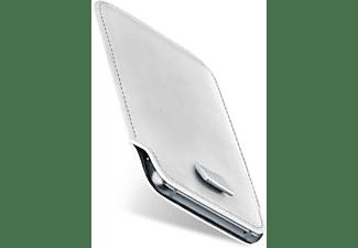 MOEX Slide Case, Sleeve, ZTE, Blade A7 Vita, Shiny-White