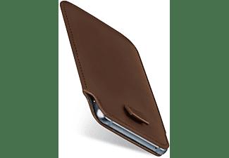MOEX Slide Case, Sleeve, BlackBerry, KEYone, Oxide-Brown