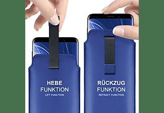 MOEX Slide Case, Sleeve, BlackBerry, KEYone, Royal-Blue