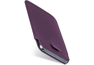 MOEX Slide Case, Sleeve, Nokia, 3.1 Plus, Indigo-Violet