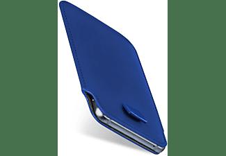 MOEX Slide Case, Sleeve, Motorola, Moto G8 Power, Royal-Blue