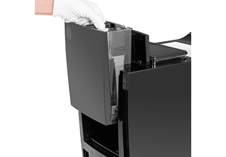 ACOPINO Vittoria Limited Edition + Thermo Milchbehälter Kaffeevollautomat schwarz