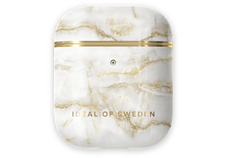 IDEAL OF SWEDEN IDFAPC-194 AirPod Case Full Cover passend für: Apple Golden Pearl Marble