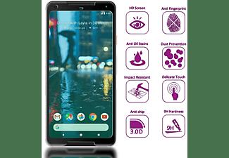 NALIA (2-Pack) Schutzglas Displayschutz(für Google Pixel 2 XL)