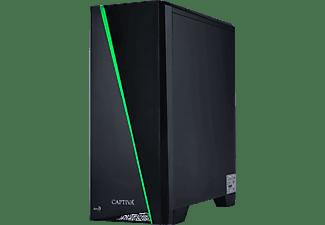 CAPTIVA Advanced Gaming I61-689, Gaming-PC, 16 GB RAM, 480 GB SSD, Nvidia GeForce GTX 1050 Ti 4GB GDDR5, 4 GB