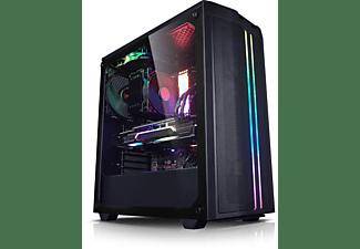 KIEBEL Extreme Shockwave V, Gaming PC, 32 GB RAM, 500 GB SSD, 1 TB SSD, GeForce RTX 3080, 10 GB