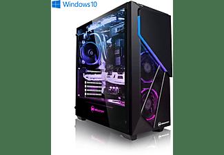 MEGAPORT PC Intel Core i7 11700KF, PC Gaming, 32 GB RAM, 2000 GB SSD, NVIDIA GeForce RTX 3070Ti, 8 GB
