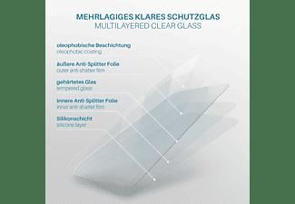 MOEX 2x Panzerglas - Schutzfolie, klar Display Schutzglas(für Google Pixel XL)