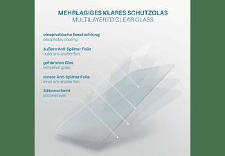 MOEX 2x Panzerglas - Schutzfolie, klar Display Schutzglas(für Google Pixel 3 XL)