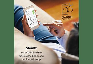 KLARSTEIN Metrobreeze Rom Smart Klimaanlage Schwarz (Max. Raumgröße: 49 m², EEK: A+)