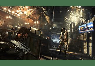 Deus Ex - Mankind Divided - [PlayStation 4]
