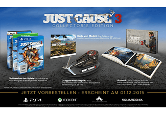 Just Cause 3 - Collector's Edition - [PlayStation 4]