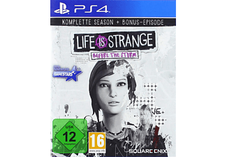 Life is Strange - Before the Storm - [PlayStation 4]