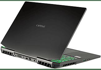 CAPTIVA Highend Gaming I62-759, Gaming-Notebook mit 17,3 Zoll Display, 32 GB RAM, 2000 GB SSD, NVIDIA® GeForce RTX™ 3060 / 6GB GDDR6 /  Direct X12, schwarz