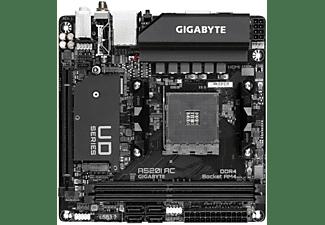 GIGABYTE GA-A520I-AC (AM4) (D) Mainboards schwarz