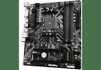 GIGABYTE GA-B450M-DS3H V2 (AM4) (D) Mainboards schwarz