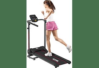 GYMFORM Slim Fold Treadmill kompaktes, zusammenklappbares Laufband schwarz, Unisex, VDPGYCIND0106