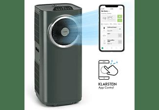 KLARSTEIN Kraftwerk Smart Klimaanlage Anthrazit (Max. Raumgröße: 59 m², EEK: A)