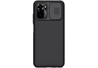 COFI Hülle Kameraschutz, Backcover, Xiaomi, Redmi Note 10 Pro, Schwarz