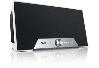 TEUFEL Teufel ONE M Smart Speaker App-steuerbar, Bluetooth, 802.11b/g/n/ac, Weiß