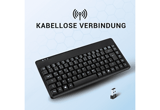 PERIXX PERIBOARD-609B, Tastatur
