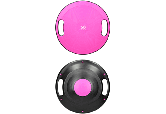 ECD-GERMANY Balance Plate pink/schwarz, 490001350