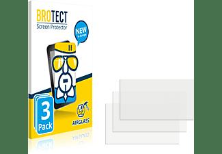 BROTECT 3x Airglass Panzerglasfolie Displayschutz(für Nintendo Switch  OLED-Modell)