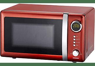 MELISSA 16330109 Retro-Design Mikrowelle (700 Watt)