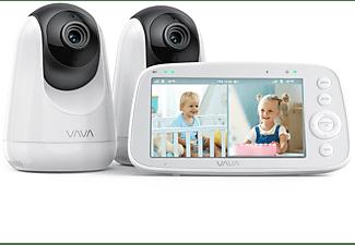 VAVA mit 2 Kameras zur Überwachung für Baby und Kind Baby monitors