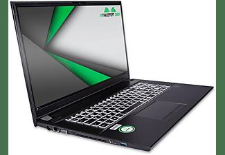 IT-TRADEPORT JodaBook D17, fertig eingerichtet, Office 2019 Pro, Notebook mit 17,3 Zoll Display, 64 GB RAM, 2000 GB SSD, Intel UHD-Grafik, Schwarz