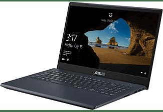 ASUS Vivobook F Series, fertig eingerichtet, Notebook mit 15,6 Zoll Display, 40 GB RAM, 1000 GB SSD, NVIDIA GeForce GTX 1650, Star Black