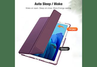 FINTIE Hülle Tablethülle Bookcover für Samsung Galaxy Tab A7 10.4'' 2020 (SM-T500/T505/T507) Kunstleder, Lila