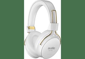 SUDIO Klar, Over-ear Kopfhörer Weiß