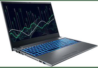 CAPTIVA Power Starter I61-164, Business-Notebook mit 15,6 Zoll Display, 16 GB RAM, 500 GB SSD, Intel UHD Graphics 620, silberfarben