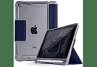 STM Dux Plus DUO Case Tablethülle Bookcover für Apple TPU, Polyurethan, Midnight Blau, Transparent
