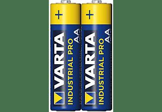 VARTA Industrial Pro Mignon AA Batterie 4006 (2er Folie) AlMn Batterie, AlMn, 1.5 Volt, 2.96 Ah