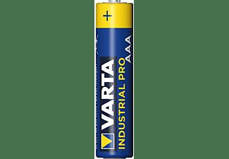 VARTA Industrial Pro Micro AAA Batterie 4003 (lose) AlMn Batterie, AlMn, 1.5 Volt, 1.142 Ah