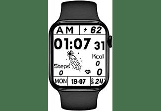 MUDRA HW22 Pro Smartwatch Silikon, 140-210 mm, Schwarz