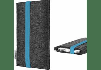 FLAT DESIGN BY MAREIKE KRIESTEN COIMBRA für Oppo Reno2 5G, Sleeve, Oppo, Reno2 5G, anthrazit