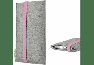 FLAT DESIGN BY MAREIKE KRIESTEN COIMBRA für Oppo Reno2 5G, Sleeve, Oppo, Reno2 5G, grau
