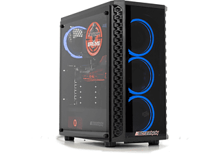 SCREENON V34020, Gaming PC, 16 GB RAM, 240 GB SSD, Nvidia Geforce GTX 1650