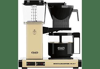 MOCCAMASTER KBG Select Filterkaffeemaschine Pastel Yellow