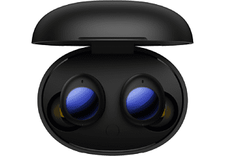 REALME Earbuds, In-ear Bluetooth Kopfhörer Bluetooth Schwarz