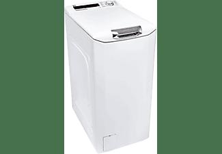 HOOVER H3TFMQ48TAMCE-84 Waschmaschine Toplader (8 kg, 1400 U/Min., B)