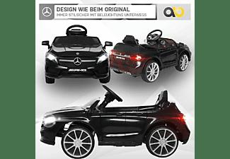 ACTIONBIKES MOTORS  Mercedes AMG GLA45 Elektroauto schwarz