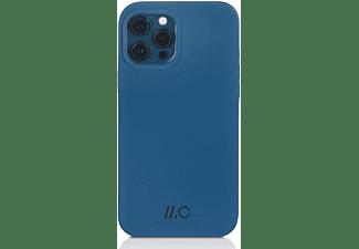 MONOCORD Magsafe Case magnetische Schutzhülle Hülle, Backcover, Apple, iPhone 12 Pro Max, blau