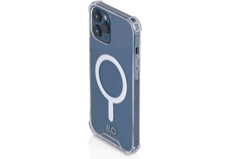 MONOCORD Magsafe Case magnetische Schutzhülle Hülle, Backcover, Apple, iPhone 12 Pro und  iPhone 12, transparent