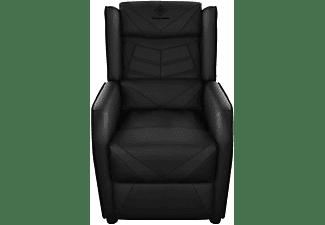 DELTACO GAMING GAM-087-B Relax-Sessel Gaming Stuhl, schwarz
