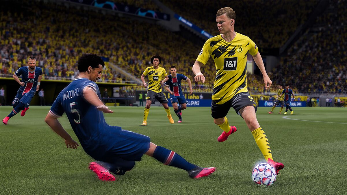 FIFA Screenshot